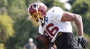 Charley Casserly: Healthy Jordan Reed gets 'best separation' in ...