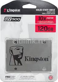 Купить SSD накопитель <b>KINGSTON UV500</b> SUV500/120G 120ГБ в ...