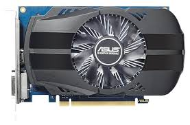 <b>Видеокарта ASUS GeForce GT</b> 1030 1252Mhz PCI-E 3.0 2048Mb ...