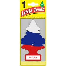 <b>Little</b> Trees U1P10945RUSS <b>Ароматизатор LITTLE</b> TREES <b>Елочка</b> ...