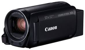 <b>Видеокамера Canon LEGRIA HF</b> R806 — купить по выгодной ...