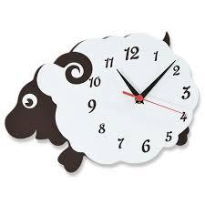 """<b>Настенные часы</b> для детской с доставкой   """"Часовой"""""""