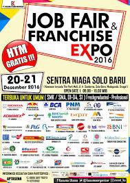 job fair franchise expo solo rossrightangle job fair franchise expo solo desember 2016