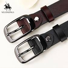 קנו חגורות לנשים | <b>NO</b>.<b>ONEPAUL Women's</b> genuine leather fashion ...