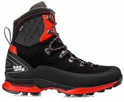 <b>Ботинки</b> мужские <b>Hanwag Alverstone</b> II GTX Black/Red - купить в ...