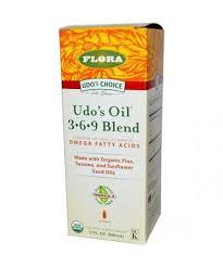 Flora Udo's Choice <b>Udo's Oil 3-6-9</b> Blend 17 fl oz (500 ml)