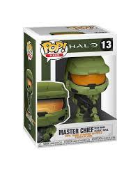 <b>Фигурка Halo</b> Infinite – Master Chief with MA40 Assault Rifle (<b>Funko</b> ...