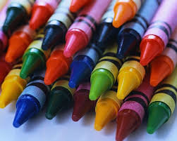 Image result for box of crayons cartoon