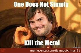 Tenacious D Fans Will Get It... by flyingdutchman91 - Meme Center via Relatably.com