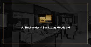 <b>St Dupont - A</b>.Stephanides & Son Luxury Goods Ltd