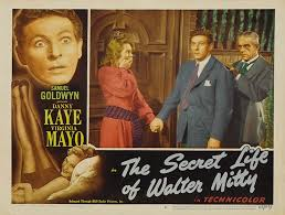 the secret life of walter mitty james thurber and danny kaye poster secret life of walter mitty the 08