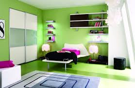 f interesting green wall paint themes kids bedroom design with white lacquer wooden single bed using grey polished steel leg also white wooden floating bedroomcool black white bedroom design