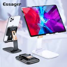 <b>Essager</b> Desk Mobile Phone <b>Holder Stand</b> For iPhone iPad ...