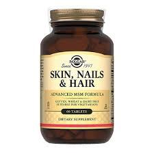 <b>Солгар</b> Комплекс для <b>кожи</b>, <b>волос</b> и ногтей 60 таблеток — купить ...