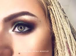 Insta: alina.malinina.makeup