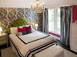 white and black wall room bedroomastounding striped red black striking