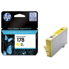<b>Картридж</b> для принтера <b>HP</b> 178 (<b>CB320HE</b>) Ink Cartridge <b>Yellow</b> ...