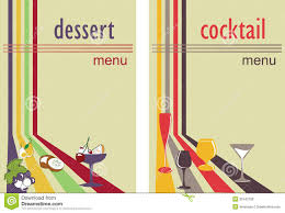 cocktail menu template best template design images cocktail menu template