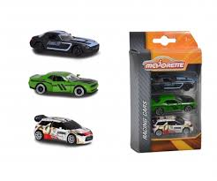 Racing 3 <b>Pieces Set</b>, <b>1</b>-asst. Version 2 - Racing - Brands & Products ...