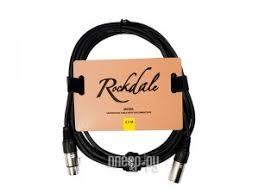 Купить <b>Кабель Rockdale</b> 3.3m MC001.3.3 / MC001.10 по низкой ...
