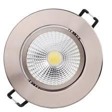 Встраиваемый <b>светильник Horoz</b> 3W 6400К хром <b>016-009-0003</b> ...