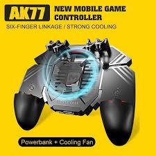 <b>New Games Helper</b> Gamepad Phone Radiator Fan Six Fingers for ...