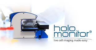 Phase <b>Holographic</b> Imaging | Live Cell Imaging Made Easy
