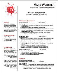 1000 images about portfolios and resumes on pinterest fonts uxui designer and fabric design interior designer resume objective