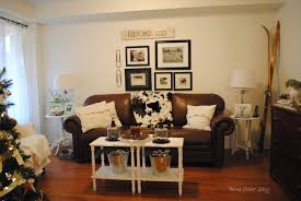Living Room Brown Sofa Small Living Room Decorating To Dazzle You Pennyroach
