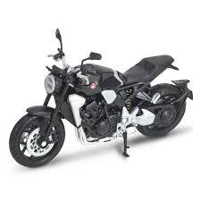 Игрушка <b>Welly</b> 12852P <b>модель мотоцикла</b> Honda CB1000R ...