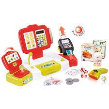Simba 350107 Электронная касса с аксессуарами - 27 предметов