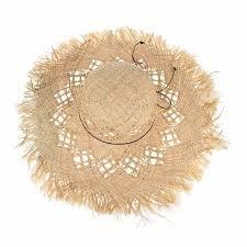 2017 Summer <b>Large</b> Brim Straw Hats <b>Hollow</b> Out Beach Sun Hats ...