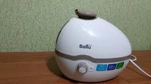 Крутой <b>увлажнитель воздуха</b> за копейки! <b>Ballu UHB 100</b> - YouTube