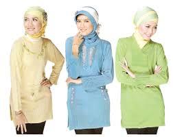 saat ini sudah banyak sekali Busana muslim dengan desain mengikuti gaya Modern. Untuk melengkapi dan menjadi salah satu busana favorit anda