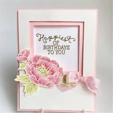 <b>Eastshape Flower Stamps</b> Letter Alphabet Heart <b>Clear Rubber</b> ...