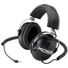 <b>Koss QZ-99</b> Technology Stereo Headphone - Wired - 60 Ohm - 40 ...