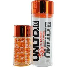 <b>Unltd The Exhibit</b> by Marc Ecko 3.4 Oz EDT for Men 100ml Spray for ...