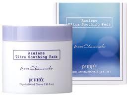 Petitfee Azulene Ultra Soothing Pads <b>Успокаивающие очищающие</b> ...