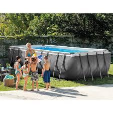 Купить <b>бассейн</b> каркасный 549x274x132 см. <b>INTEX Ultra</b>-<b>Frame</b> ...