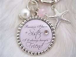 SISTER Wedding QUOTE Bridal Jewelry Gift pendant-PERSONALIZED ...