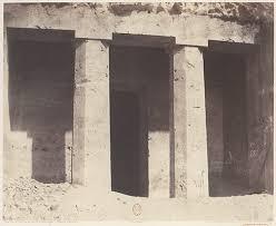 photographers in egypt  essay  heilbrunn timeline of art history  bni haan architecture hypogene   tombeau damone