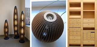 cardboard lighting cardboard furniture design