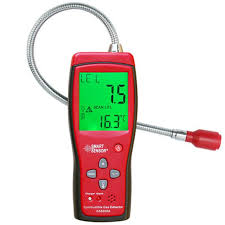 <b>AS8800A Combustible</b> Gas Leak Detector <b>Natural</b> Gas Coal ...