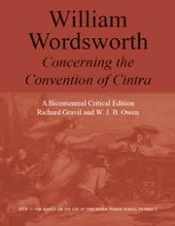 William Wordsworth  Concerning The Convention of Cintra