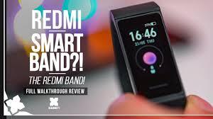 RedMi Band / <b>Mi Band 4C</b> - Full walkthrough review - Can it be good ...