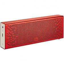 <b>Беспроводная стереоколонка MI</b> Bluetooth Speaker, красная ...