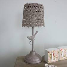 mocha bird table lamp a beautiful neautral table lamp bedroom lighting beautiful lighting uk