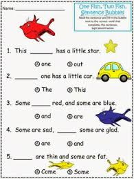 Dr. seuss, Crafts for preschoolers and Green eggs on PinterestFree - One Fish Two Fish - Fill in the blank worksheets. Dr Seuss and