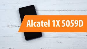 Распаковка смартфона <b>Alcatel 1X</b> 5059D / Unboxing <b>Alcatel 1X</b> ...