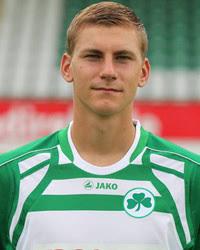 <b>Kevin Kraus</b>. Picture. Verein: Spvgg. Greuther Fürth Spielklasse: - 237490531